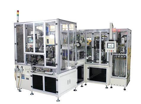 Magnet and Rotor Automatic Assembly Machine